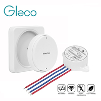 Battery Free Wireless Light Switch RF Control Portable Self Powered Intelligent Remote Switch Control House Lighting