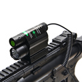LED Tactical 200 Lumens Full Metal Tactical Sighting LED Light Green/Red Dot Laser Sight Hunting Optics Scope With Charger