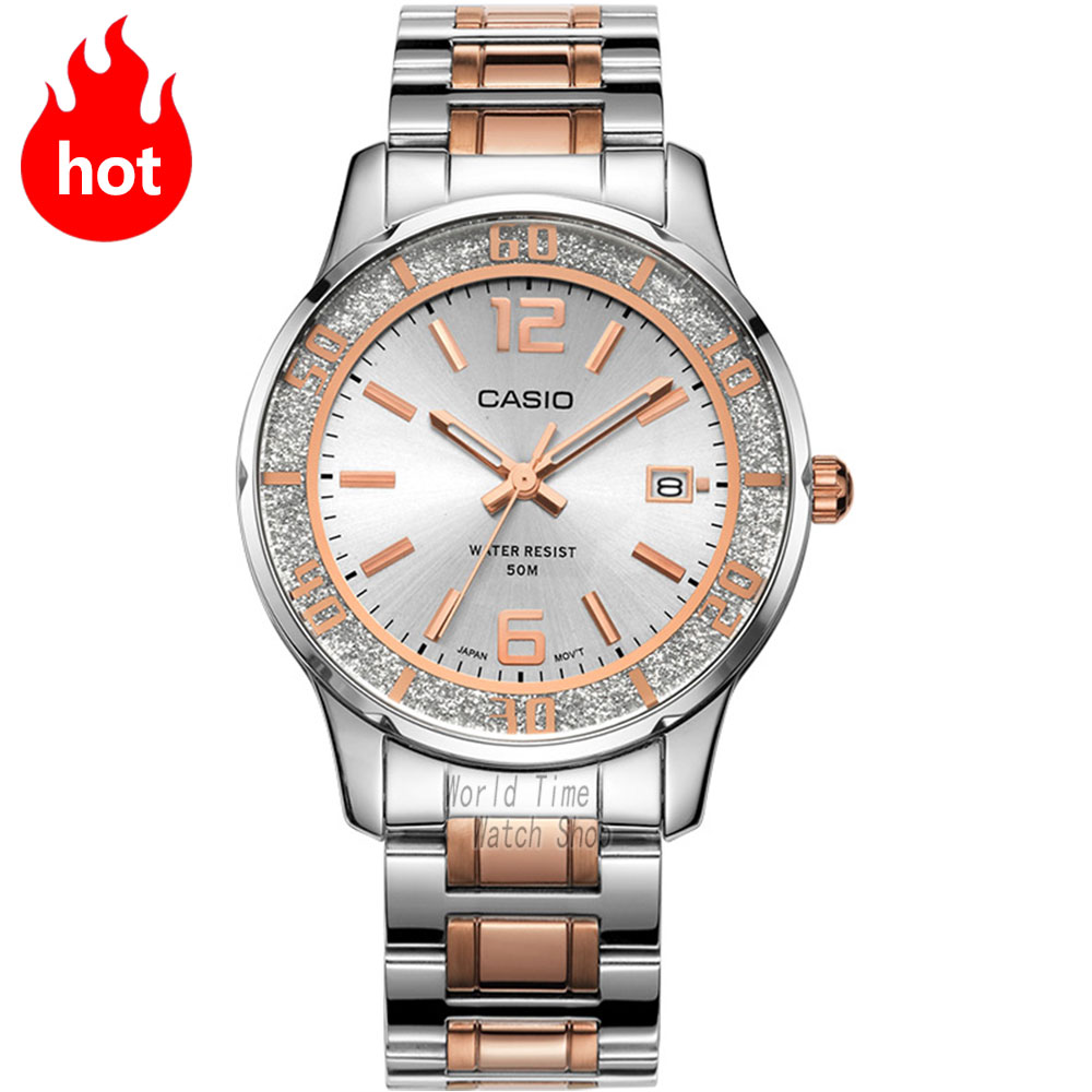 Casio watch Fashion trend quartz watch LTP 1359D 4A LTP 1359D 7A LTP 1359G 7A LTP