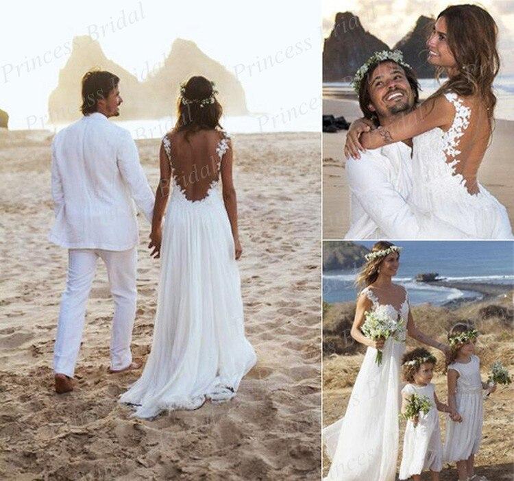 Vestidos de novia para la playa en venezuela