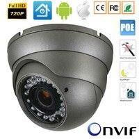 720P 960P 1080P 1 0 2 0MP HD Network 48V POE IR Bullet Camera CMOS Outdoor