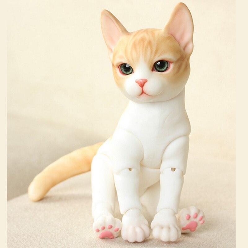 stenzhorn BJD Doll 1 8doll kitten Joint Doll Free Eyes