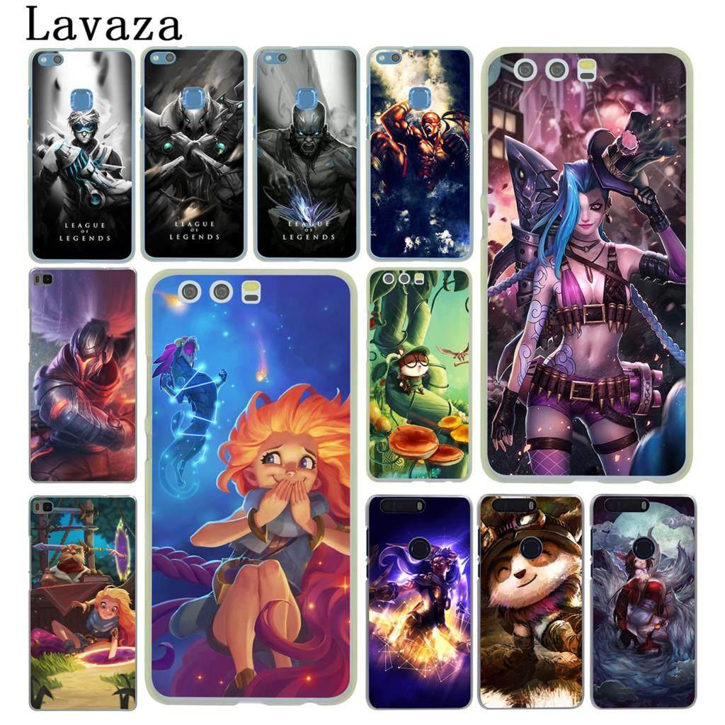 lol League of Legends kda kaisa Ahri akali Evelynn Case for Huawei P30 P20  Pro P9 P10 Plus P8 Lite Mini 2016 2017 P smart Z 2019