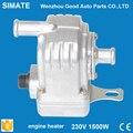 Carro aquecedor Rápido aquecimento Segurança fácil de usar Com a bomba de 220 V 1500 W aquecedor do bloco do motor auto peças
