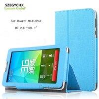 שולחן PLE-703L M2 Case כיסוי עבור Huawei MediaPad 7