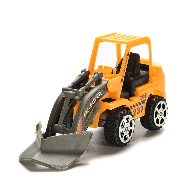 1PC Kids Pull Back Cars Truck Model Toys Brinquedos Christmas Gifts For Baby Children Boys Mall Toy Halloween 9cm*4.5cm*5.5cm