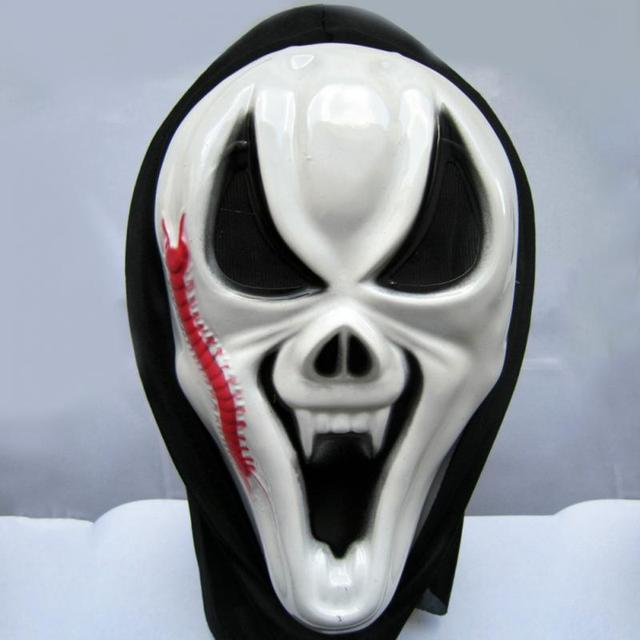 Full Face Ghost Mask