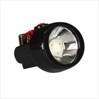 YJM KL2.5LM(B) 10pcs/lot 5W T6 8000Lumen Lithium Ion Miner Safety Cap Lamp Waterproof and Explosion proof as Gift for Miners