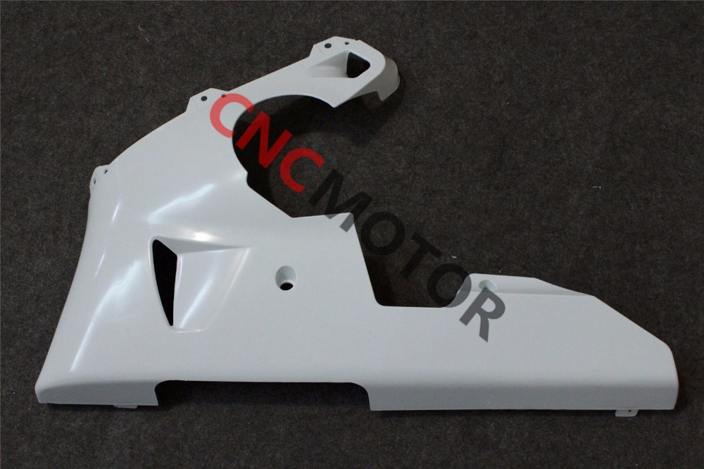 Unpainted Raw Right & Left Lower Side Panel Fairing Kit for YAMAHA YZF R1 1998 1999 2000 2001 зажимы apex hic mono kit raw