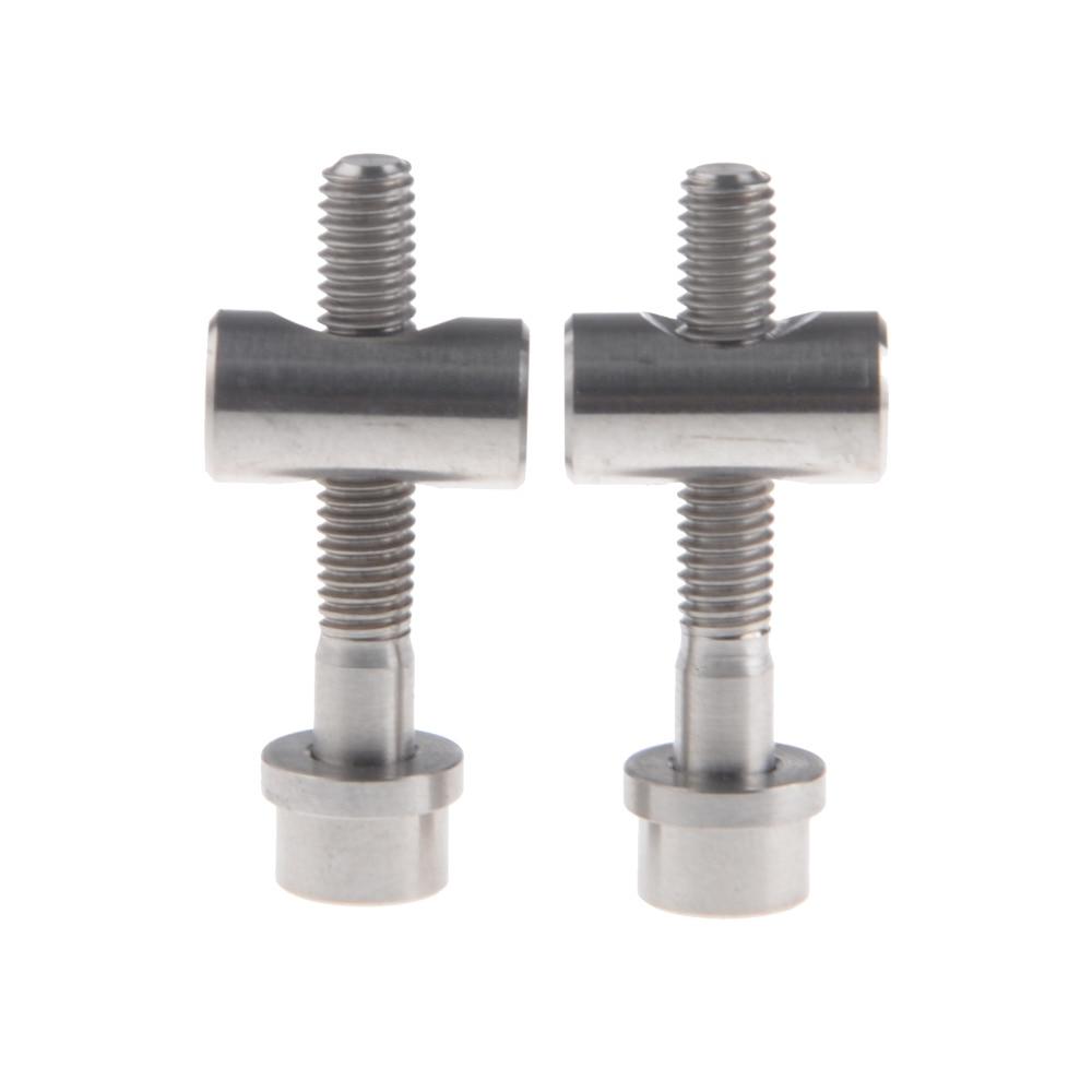 Hexágono Completo De Nylon Tuercas HEXAGONALES Plástico Tuerca M2 2.0mm se adapta a todos nuestros tornillos /& Pernos