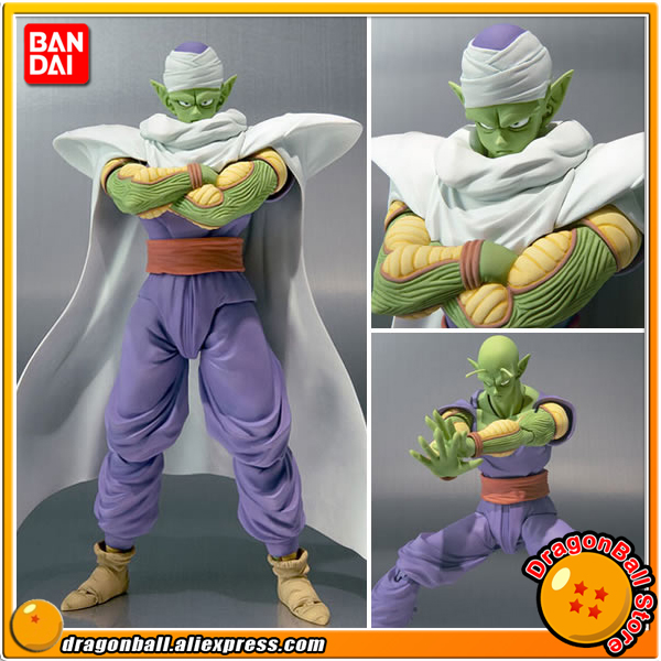 купить Japan Anime DRAGONBALL Dragon Ball Z/Kai Original BANDAI Tamashii Nations SHF / S.H.Figuarts Action Figure Toys - Piccolo по цене 3974.45 рублей