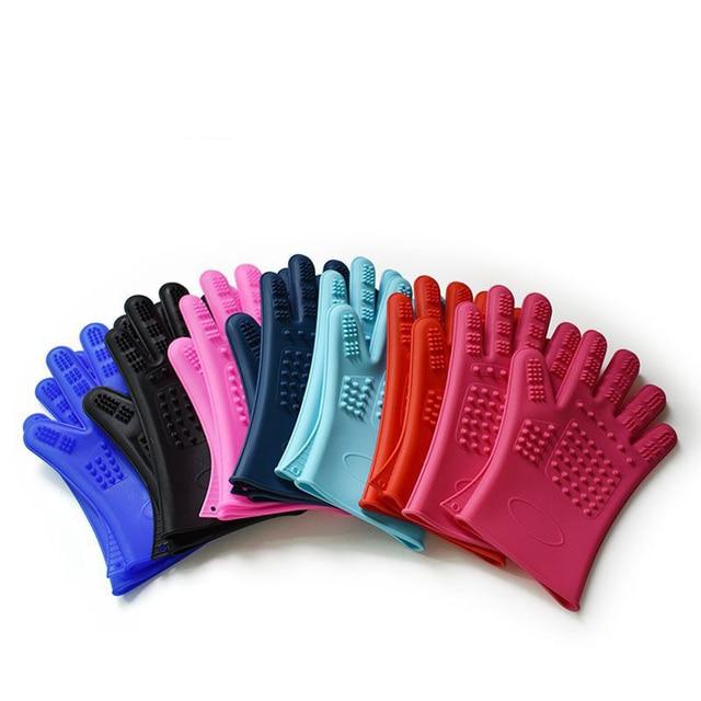 Silicone Comb Glove  4