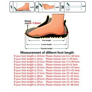 Image 5 - SURGUT 2021 nouveaux hommes sandales dété loisirs en plein air plage hommes chaussures décontractées de haute qualité en cuir véritable sandales hommes sandales