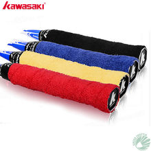 4 Pieces Kawasaki Towel Glue Badminton Rackets Grip Tennis Suture Sweatband B2007 Four colors(China)