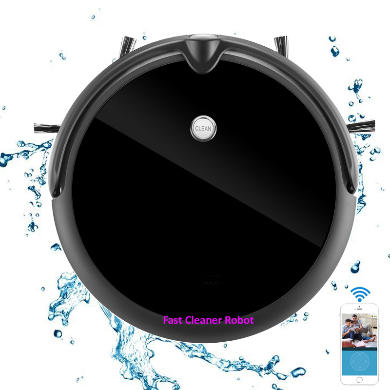 Camera Guard Video Call Robot Intelligent Vacuum Cleaner Wet Dry With Map Navigation,WiFi App Control,Smart Memory,Water Tank camera guard video call robot intelligent vacuum cleaner wet dry with map navigation wifi app control smart memory water tank