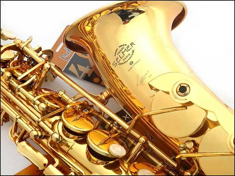 Alto Saxopho New Sales High quality France Selmer 54  E flat alto Saxophone Super playing saxophone Instrument free shipping линейный массив alto sxa28p