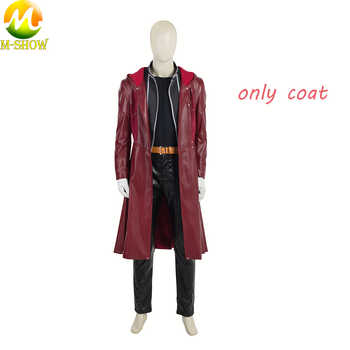 Free Shipping Anime Fullmetal Alchemist Cosplay Costume Edward Elric Halloween Cosplay Trench Coat Top Pants Custom Made - DISCOUNT ITEM  15% OFF All Category