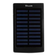 Новый 10000 мАч высокое Ёмкость универсальный Солнечное Запасные Аккумуляторы для телефонов Портативный Солнечный Зарядное устройство солнечный Батарея для всех Мобильные телефоны