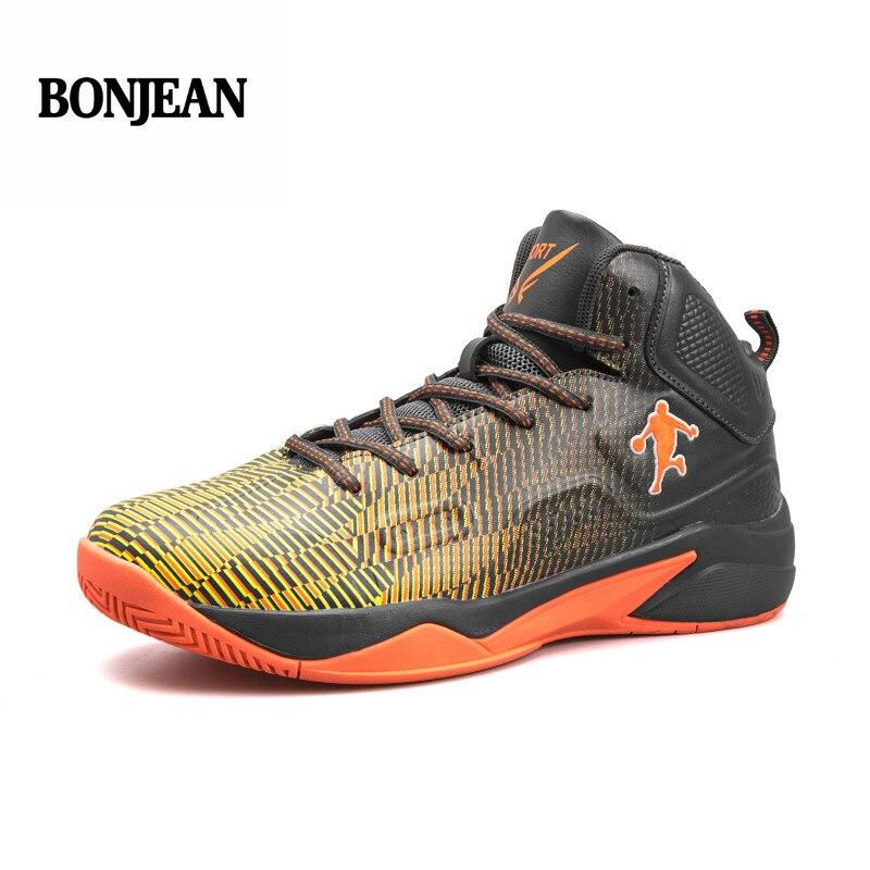 Zapatos de baloncesto del Mens 2018 Jordan High Top botines marca zapatos  deportivos hombres Basket Homme al aire libre entrenadores Ultra Boost  zapatillas 2126337f1017