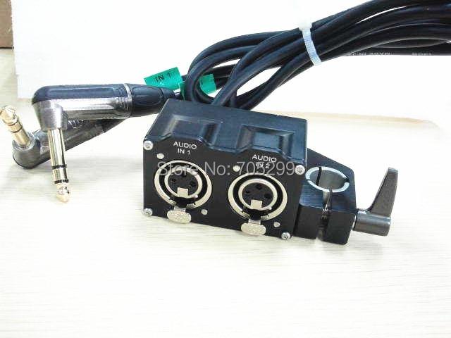 bilder für Neue tilta t-0508 xlr audio-konverter für blackmagic kamera/epic scarlet bmcc rig