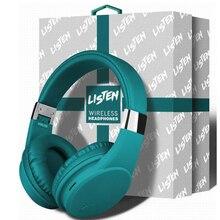 Беспроводные наушники шумоподавления шума стерео Bluetooth наушники, спортивные наушники, геймера auriculares Bluetooth для телефона портативных ПК
