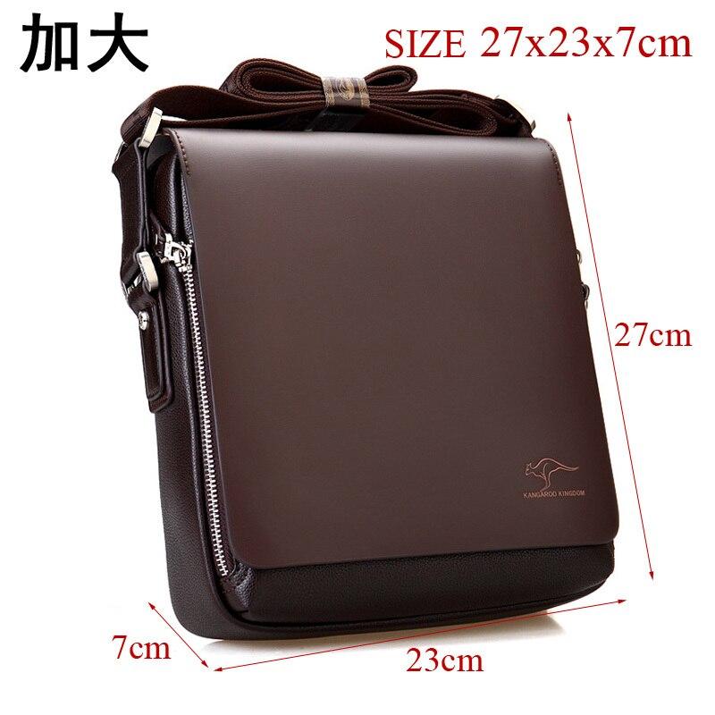 Size 27x23x7cm Brown