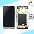 Новый для LG Optimus G3 мини D722 D724 Жк-Экран дисплей с Сенсорный Дигитайзер Рамка + Инструменты 1 шт. бесплатная доставка