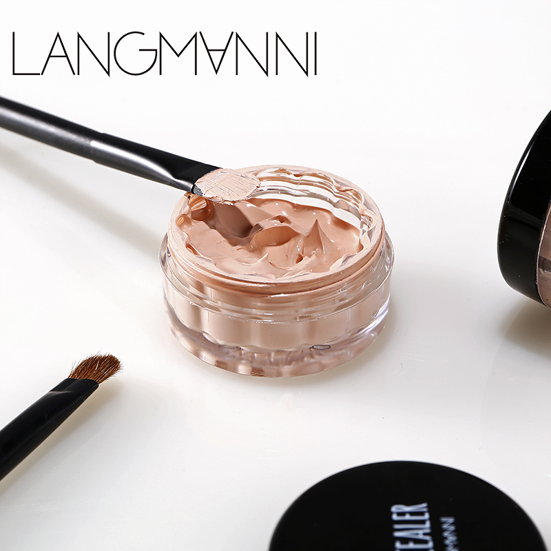 12ML New Magical Foundation Cream Concealer Repairing Moisturizing Brightening Complexion Long Lasting Makeup Foundation TSLM1(China)