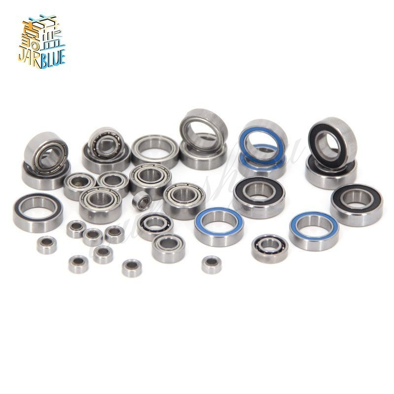 5pcs Small Miniature Bearing  4x7x2.5 Micro Bearing Free USA Ship