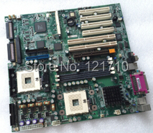 Промышленное оборудование материнская плата SUPER P4DC6 + REV 1.1 dual xeon 603 розетка с scsi raid