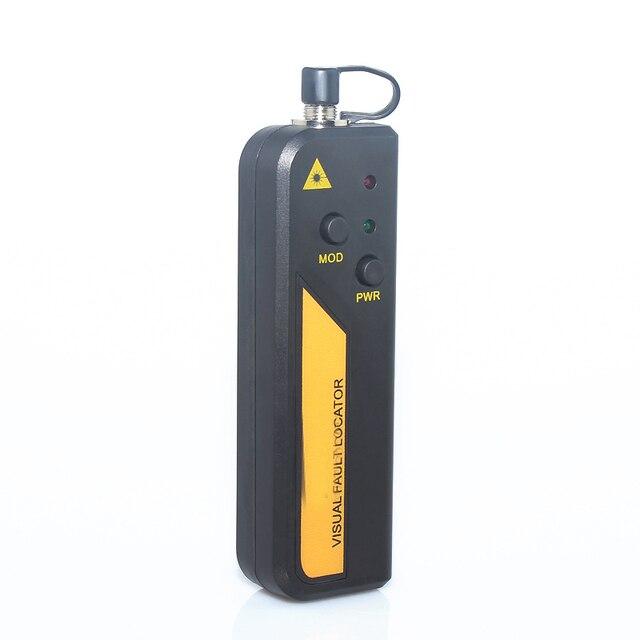 Mini 30mW Optical Fiber Cable Tester, Fiber Optic Visual Fault Finder 20-30Km Range FTTH Red pen Free shipping
