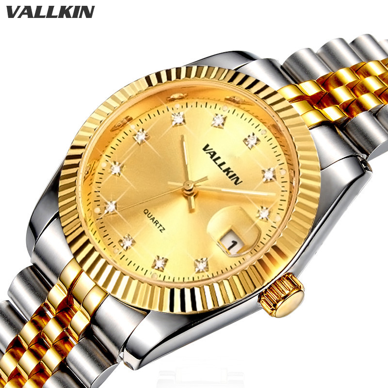Relogio Masculino Mens Watches Top Brand Luxury Fashion Business Quartz Watch Men Sport Full Steel Waterproof Wristwatch new fashion men business quartz watches top brand luxury curren mens wrist watch full steel man square watch male clocks relogio