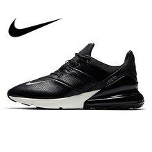 Оригинальная продукция Nike Air Max 270 Премиум мужские кроссовки на шнуровке удобные дышащие беговые кроссовки прочные амортизирующие кроссовки AO8283