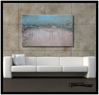 ABSTRACT MODERNCANVAS PAINTING FINE ART ACHIEVEMENTS ELOISE acrylic ...
