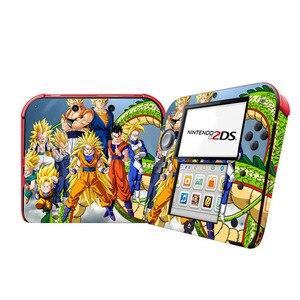 Image 3 - Dragon topu vinil kapak kaplama çıkartması koruyucu için Nintendo 2DS skins konsol çıkartmaları