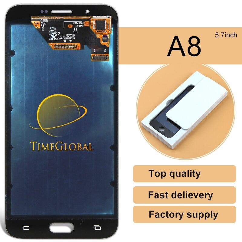 DHL 5 unids teléfono móvil Pantalla LCD con Pantalla Táctil Digitalizador Asambl