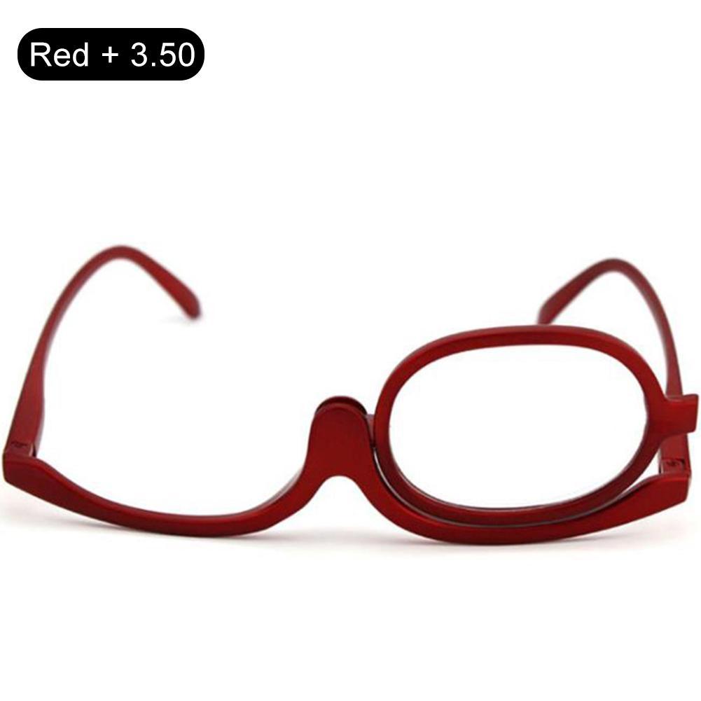 Glasses Makeup-Mirror Frame Fashion