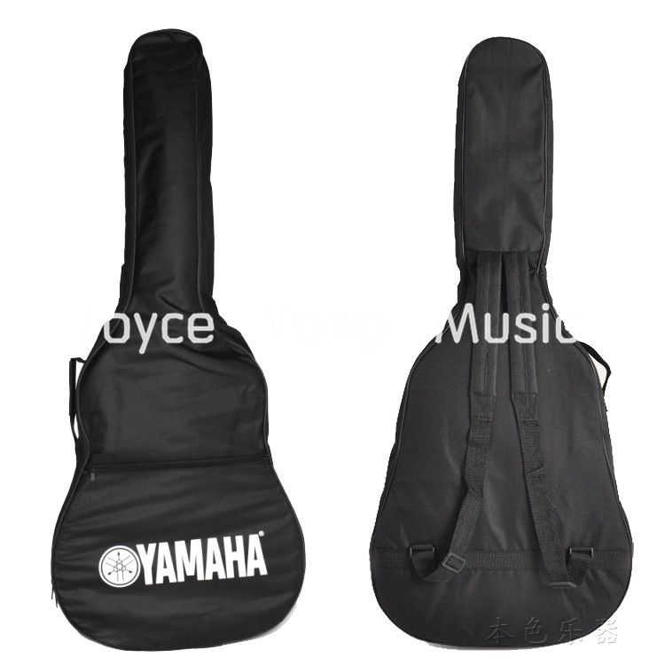 40 41 Acoustic Guitar Bag Double Straps 5mm Padded Guitar Soft Case Gig Bag Free Shipping 40 41 soft acoustic guitar bass case bag cc apb bag acoustic guitar padded gig bag with double padded straps and backpack