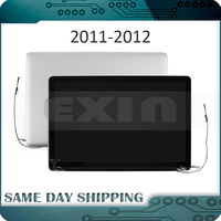 New 2011 2012 Year for Apple Macbook Pro 15'' A1286 Full LCD LED Display Screen Complete Assembly 661 5848 661 6504