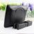 Prata 10 ''Monitor de Encosto de Cabeça Do Carro DVD Player Tela LCD Digital Universal tela Do Monitor Do Carro USB FM Jogo TV USB SD FM TV rádio
