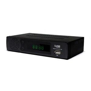 Image 5 - DVB T2 DVB T Empfänger HD Digital TV Tuner Rezeptor unterstützung Youtube MPEG4 DVB T2 H.264 Terrestrischen decoder Empfänger Set top Box