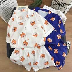Для мужчин пижамы BT21 Kpop BTS вентиляторы Koya RJ TATA CHIMMY COOKY мультфильм рубашки для мальчиков и брюки девочек хлопок домашние наборы