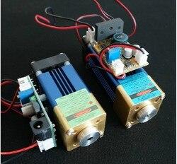 445nm/450nm 3.5 W moduł lasera niebieskiego 445M 3.5W TTL XL (NDB7A75) z TTL DIY Lab o dużej mocy wysokiej jakości w Latarki laserowe od Lampy i oświetlenie na