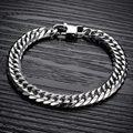David Kabel 316l stainless steel chain bracelet surgical steel bracelet