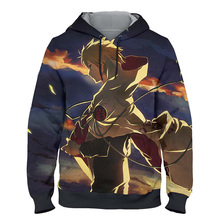 Hoodie Anime Naruto 3D Hoodies Men Women Winter Autumn pullovers Hooded Loose Sweatshirts Tops Clothes