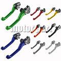 Motorbike CNC Pivot Brake Clutch Levers For Honda CRF230 F CRF230F 2003-2009 Street Bikes Offroad 03 04 05 06 07 08 09