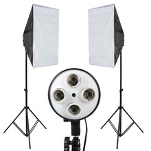 D50  Mito tetralogy lamp lights up photography light set video softbox soft