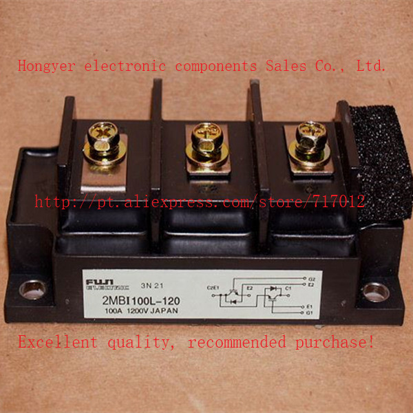 ФОТО Free Shipping  2MBI100L-120 No new  FUJI IGBT:100A-1200V ,Can directly buy or contact the seller.