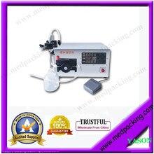 High Accuracy Peristaltic Pump Filling Machine 0 2 50ml GRIND