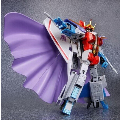 цена на Transformation KBB Commander Alloy Starscream MP11 Fighter Metal Models Deformation Action Figure Oversize Robot Toys